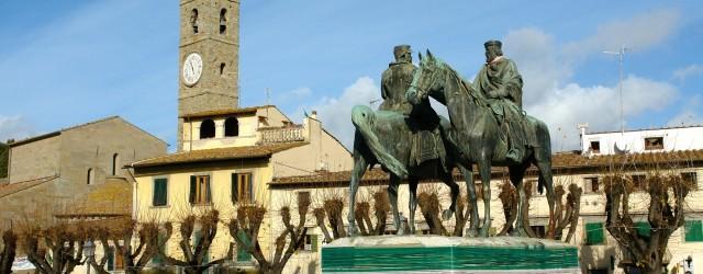 La mattina dell' 8 dicembre 2011, dalle 10 alle 13 alcuni artisti legano in tricolore il basamento del monumento della Piazza Mino a Fiesole, realizzato dallo scultore Oreste Calzolari e […]