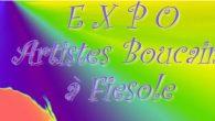 """""""Artistes boucains"""" Esposizione degli artisti di Bouc-Bel-Air dal 5 al 11 settembre 2016 presso la Sala del Basolato – Piazza Mino, FIESOLE"""